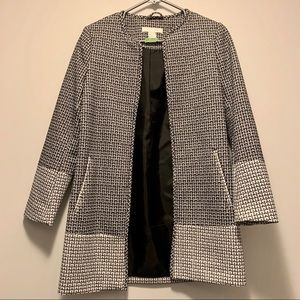 H&M Patterned Jacket - Size 2